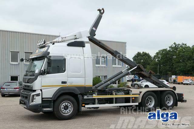 Volvo FMX 500 6x4, Liftachse, Euro 6, VEB-Brake, Klima