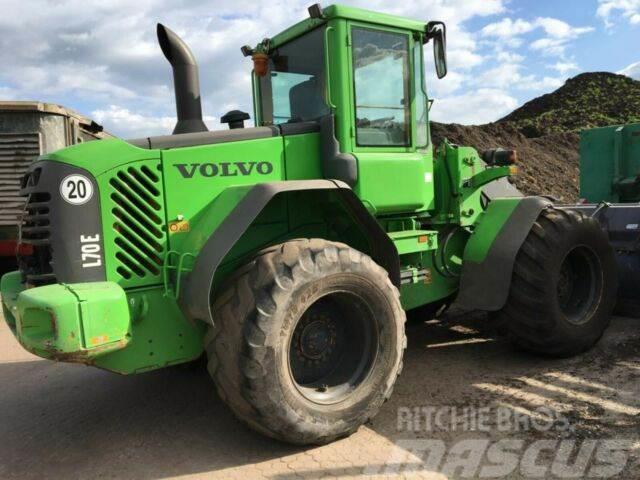 Volvo L70E + SW + Agrarbereifung