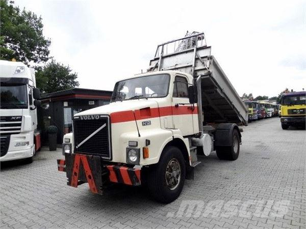 used volvo n12 4x2 oldtimer dump trucks year 1987 price 11 611 for sale mascus usa. Black Bedroom Furniture Sets. Home Design Ideas