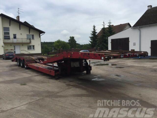 Vs-mont Low loader