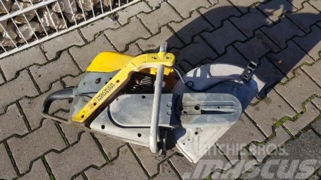 Wacker Benzin Trennschneider 635 S