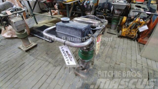 Wacker BS 62 Y / Vibrationsstampfer 2x Verfügbar