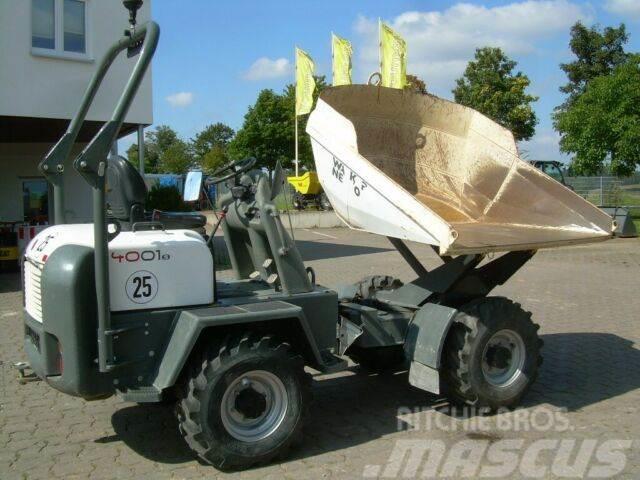 Wacker Neuson 4001, Bj 18, 840 BH, Drehkippmulde Dumper