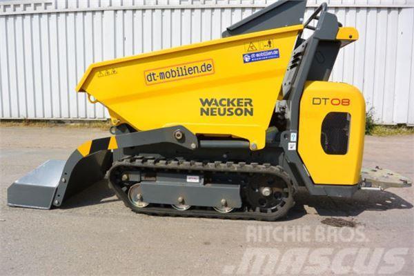 Wacker Neuson Dumper DT 08 Selbstlader Diesel