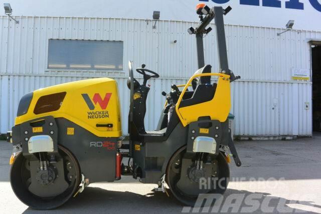 Wacker Neuson RD 24-100 KSG Wasserberieselung