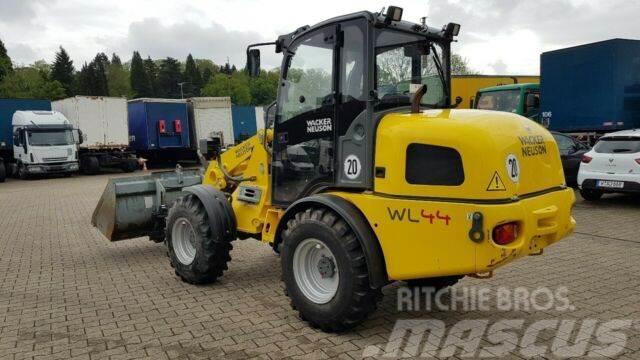 Wacker WL44org.498Std.0,75Schaufel,Stapelg.
