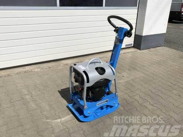 Weber CR 1 // 118kg // 3,2kW //20kN