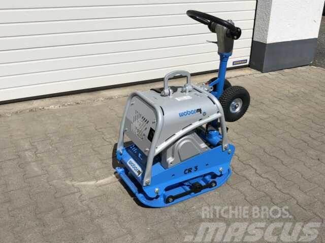 Weber CR 3 // 206kg // 3,1kW // 35kN