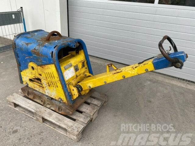 Weber CR 8 Rüttelplatte *589 kg*