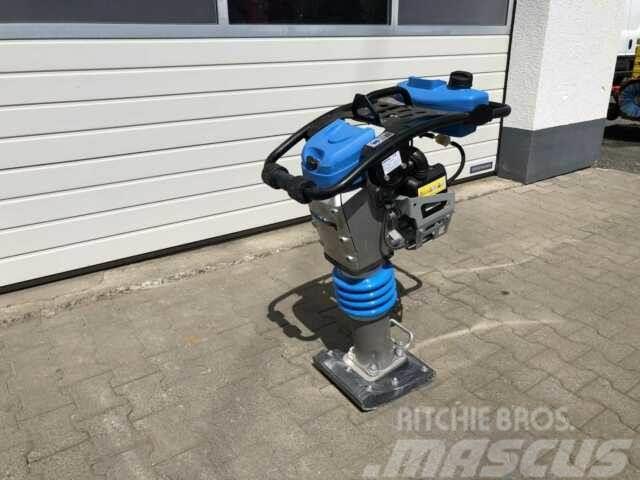 Weber SRV 590 // 62kg // 2,6kW // 18,3kN