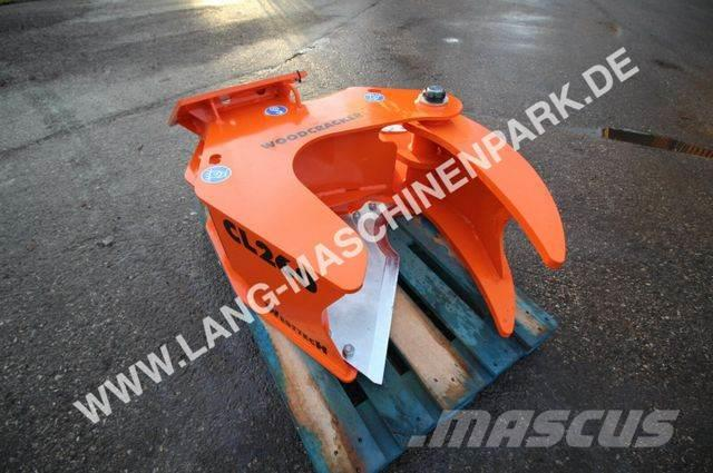 Westtech Woodcracker CL 260 Fällgreifer
