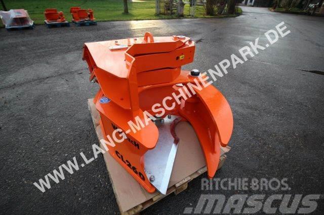 Westtech Woodcracker CL 260 Sammler Fällgreifer