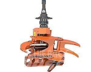 Westtech Woodcracker CS510 Crane / Greifersäge