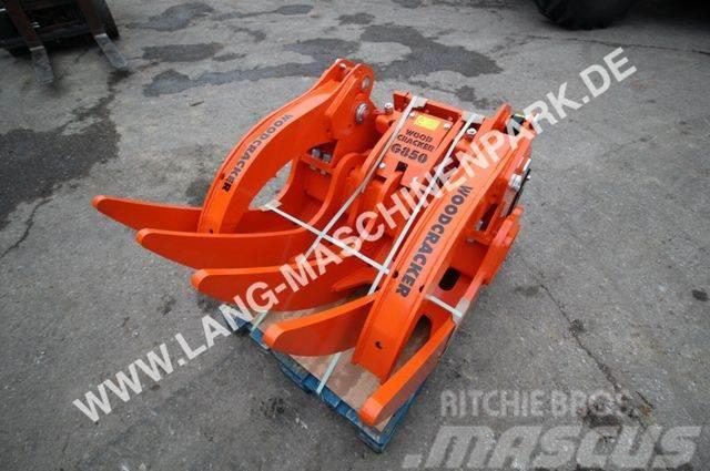 Westtech Woodcracker G 850 Roderechen