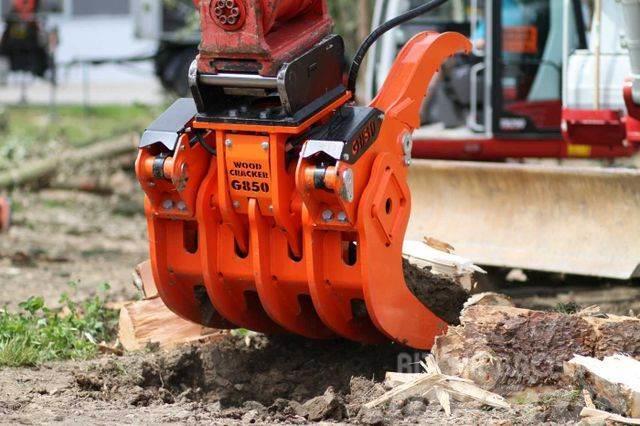Westtech Woodcracker G850 Roderechen