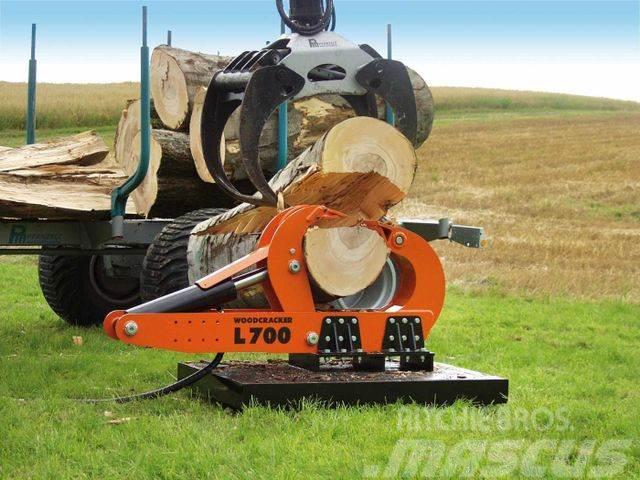 Westtech Woodcracker L540 L700 L920 Spaltzange