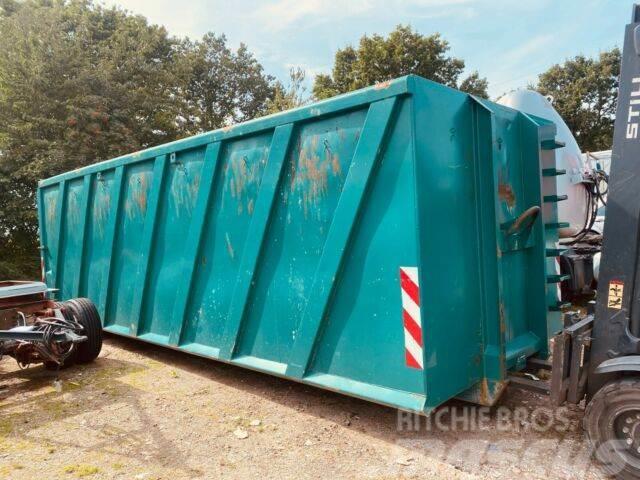 Wiese Abrollcontainer 46m³ 3 m breit!!