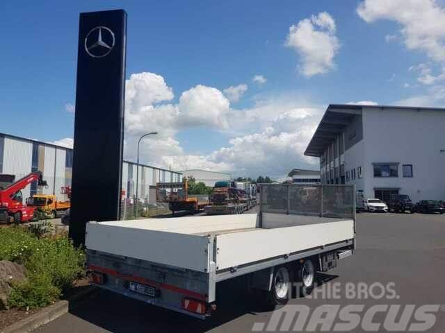 Wörmann LTH 105.52/247BS Pritsche 5,2m NL 7.770kg Rampen