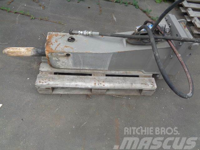 Zeppelin hydraulischer Hammer MS08 für Bagger