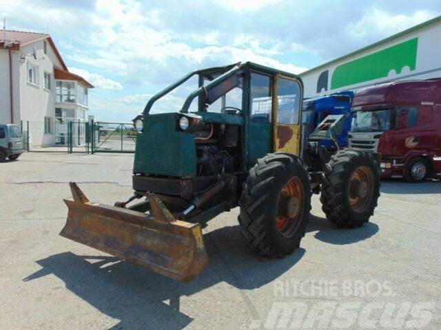 Zetor LKT80 forestry tractor vin 094