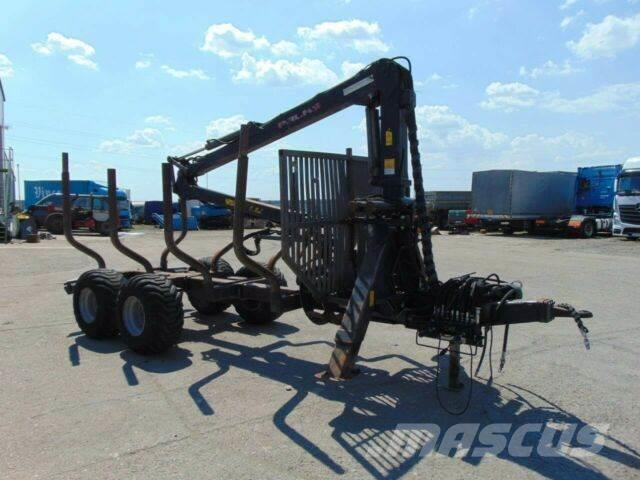 Zetor PALMS 8S with crane670 vin 931