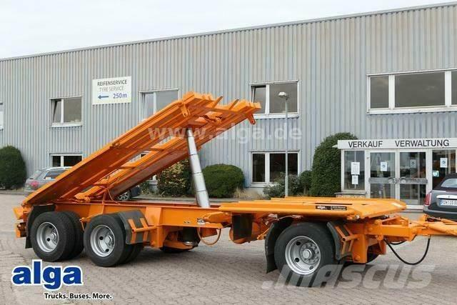 Zorzi 24R065, Abrollaufbau kippbar, Container