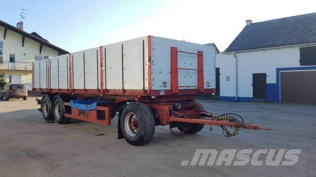 Zorzi 3-sided Tipper trailer