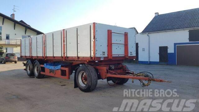 Zorzi 3-sided Tipper trailer