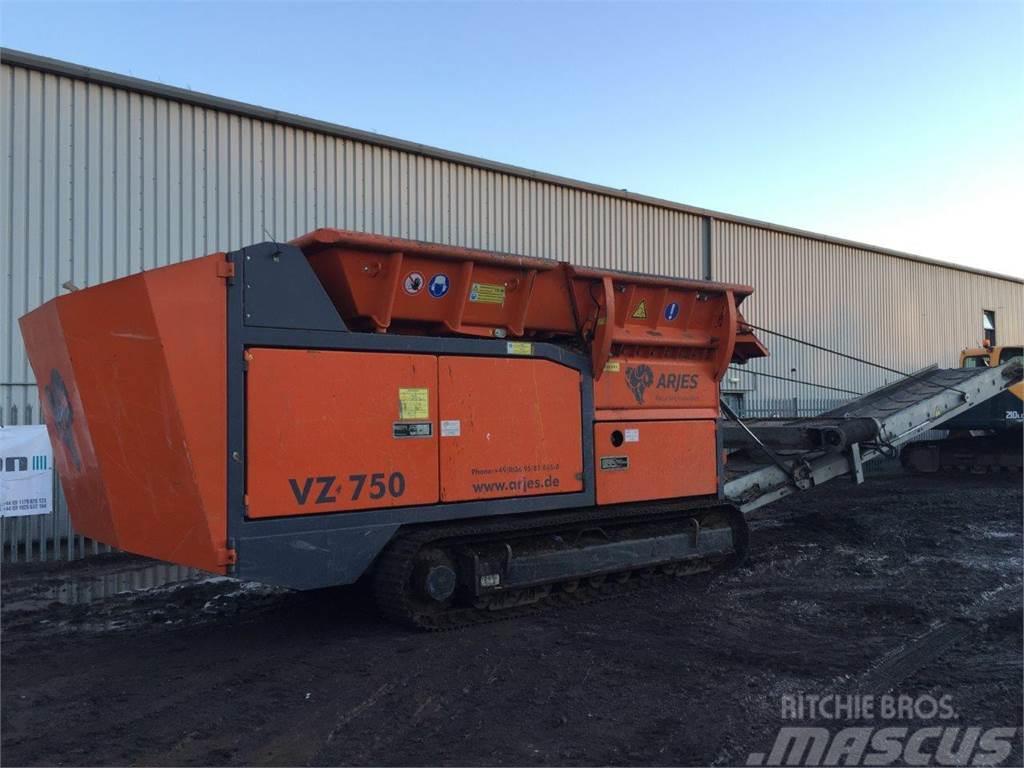 Arjes VZ 750 DK