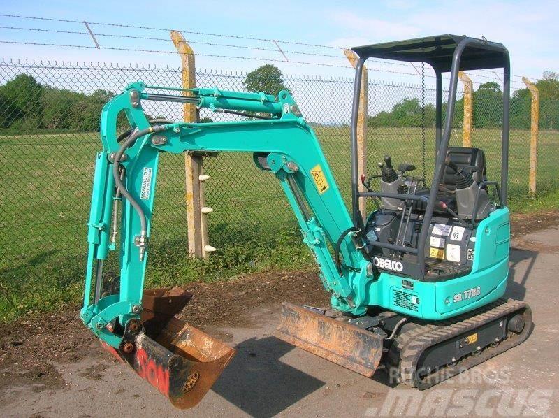 Kobelco SK17SR-5