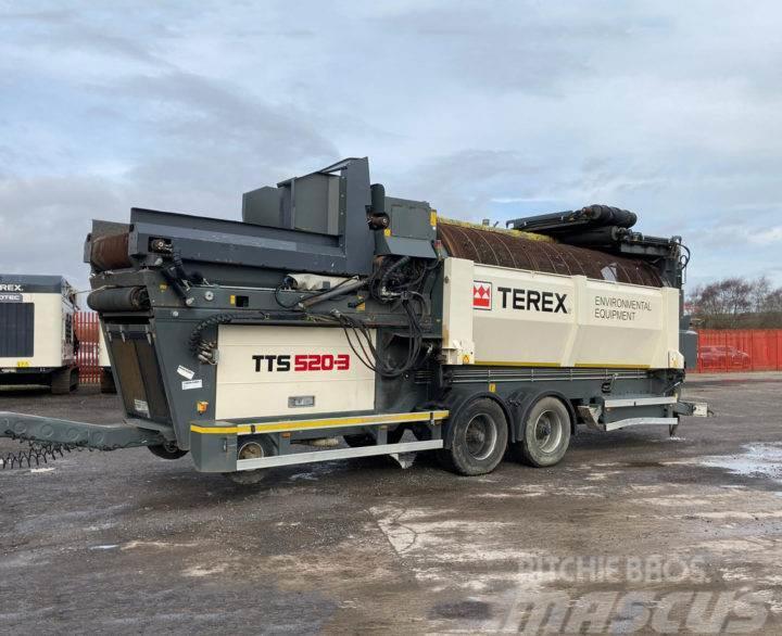 Terex Ecotec Terex TTS 520-3