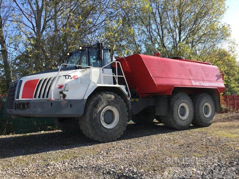 Terex TA40 Water Truck