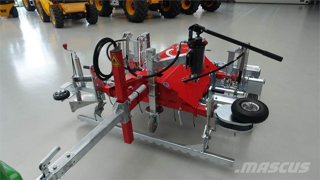 Floor Care AHK 1.6 m Relevage Hydraulique Pompe manuelle