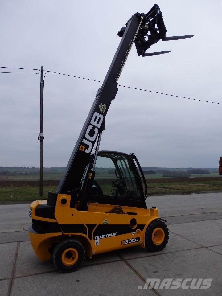 JCB TLT 3.0 Diesel TCR High Lift