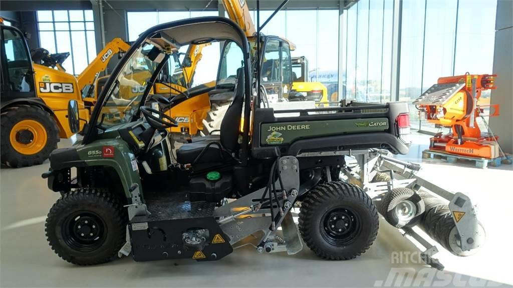 John Deere XUV 855 Diesel