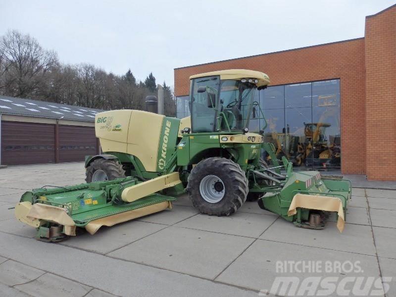 Krone Big M 420