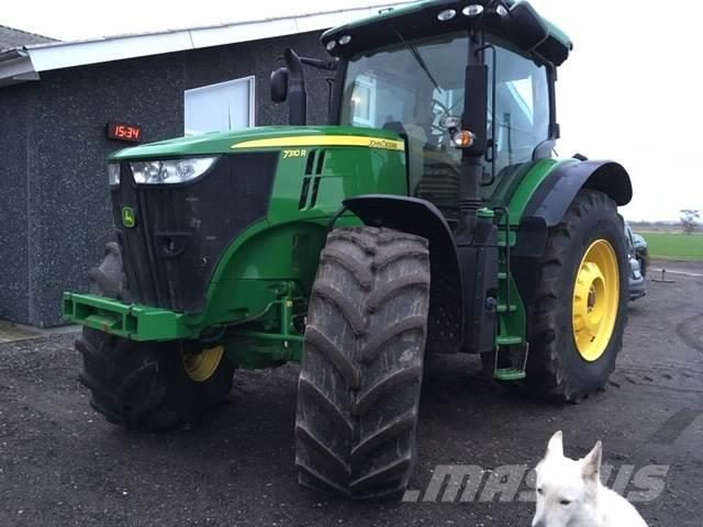 John Deere 7310R E 23 GEAR, AUTOTRACREADY
