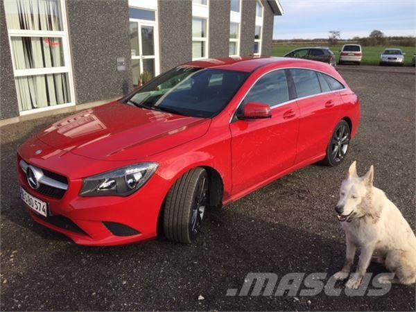 Used mercedes benz cla 200 d 2 2 shooting brake aut cars for Mercedes benz cla 200 price