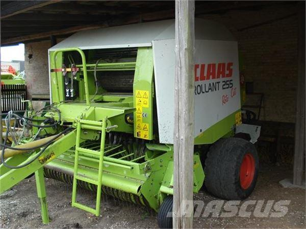 CLAAS Rollant 255 CCT