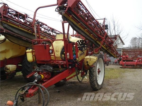 Hardi 24m Commander 2800 Twin