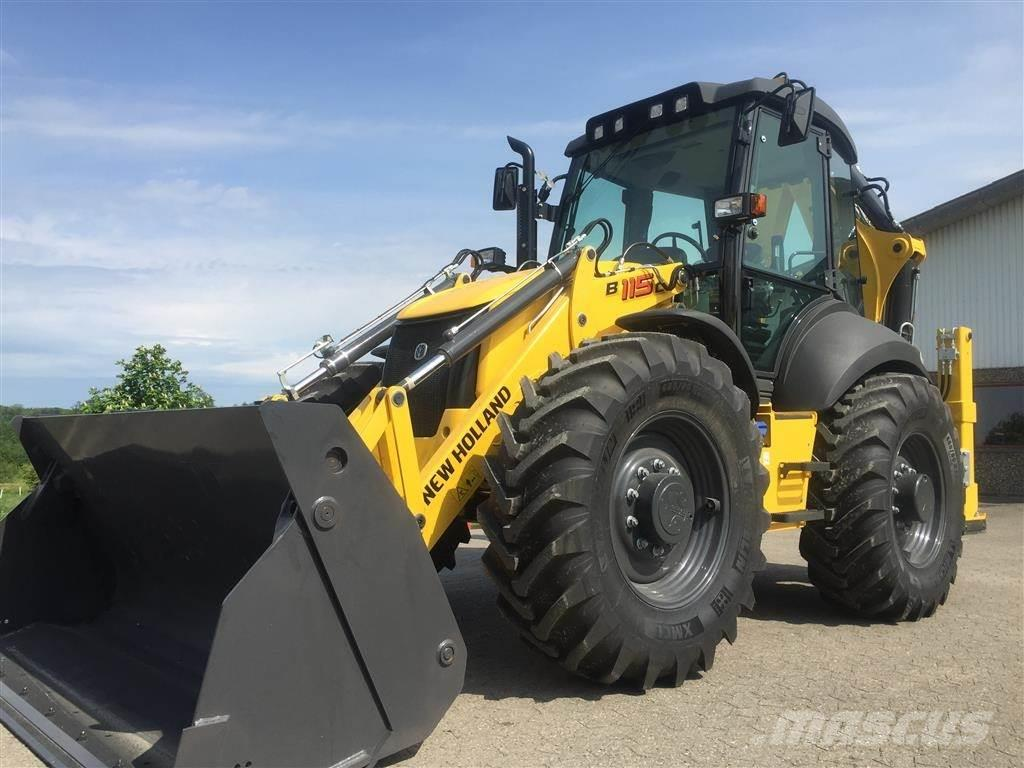 New Holland B115C