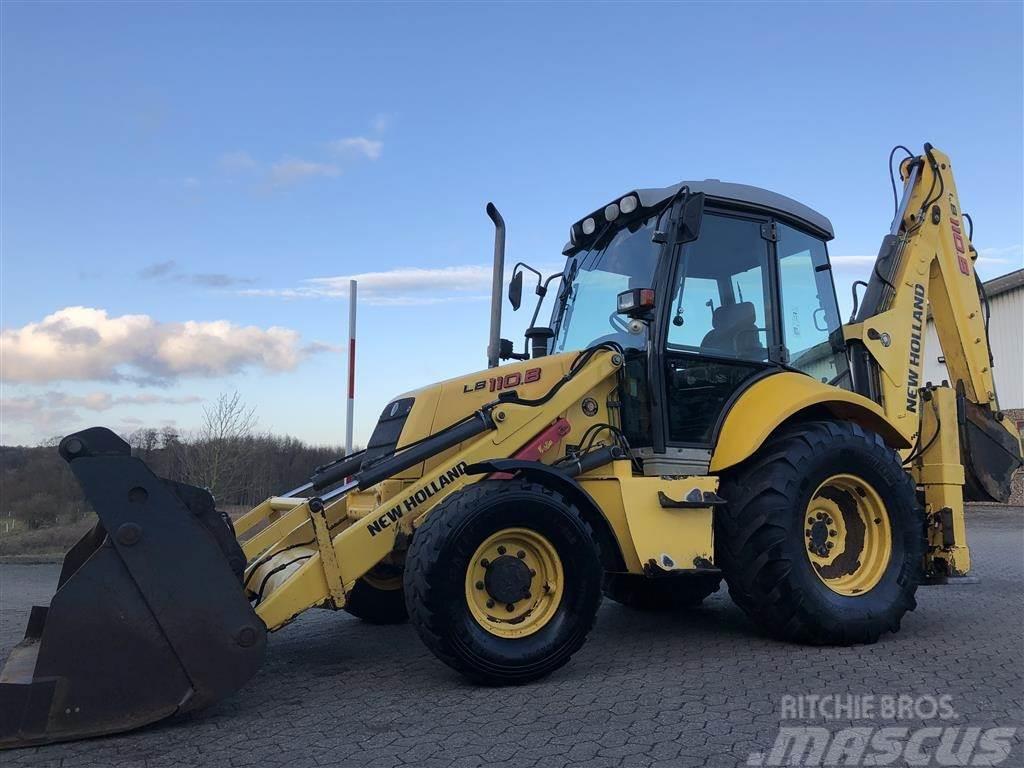 New Holland LB110B PT SS