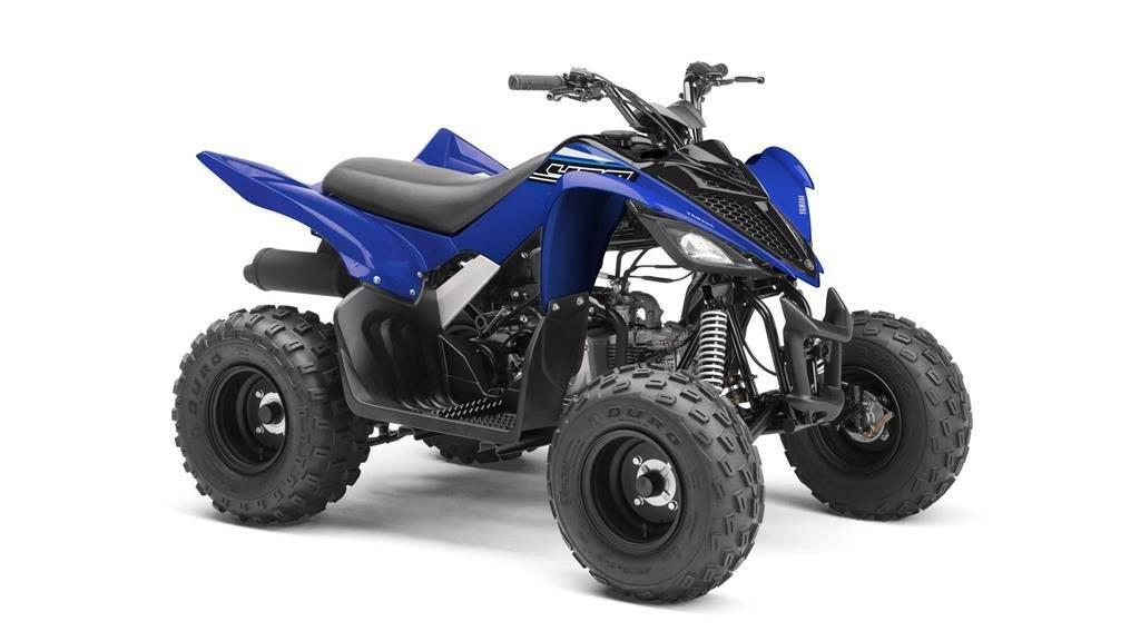 yamaha yfm90r preis baujahr 2018 atv quad. Black Bedroom Furniture Sets. Home Design Ideas