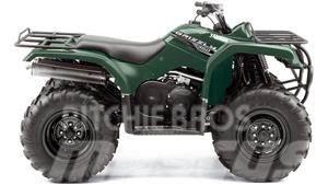 Yamaha YFM350 Grizzly 2WD
