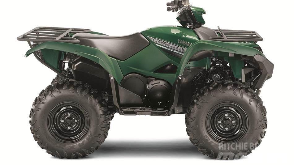 Yamaha YFM700 GRIZZLY EPS