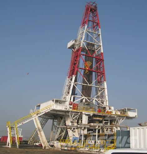 Atlas Copco ATLAS 70 - 4500DB, Drilling Rig system GAS and OIL