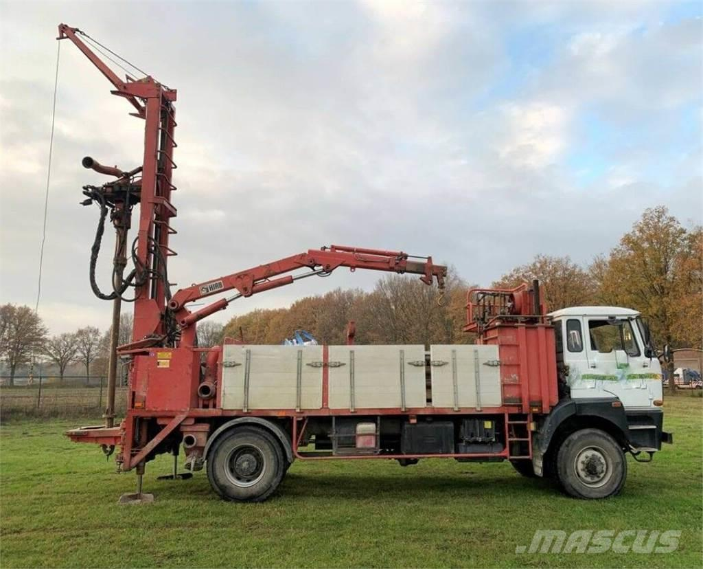 DAF GIANT Water Drill