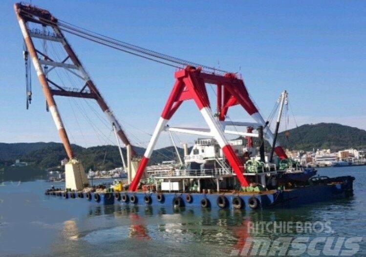 Liebherr Floating Crane 600 ton