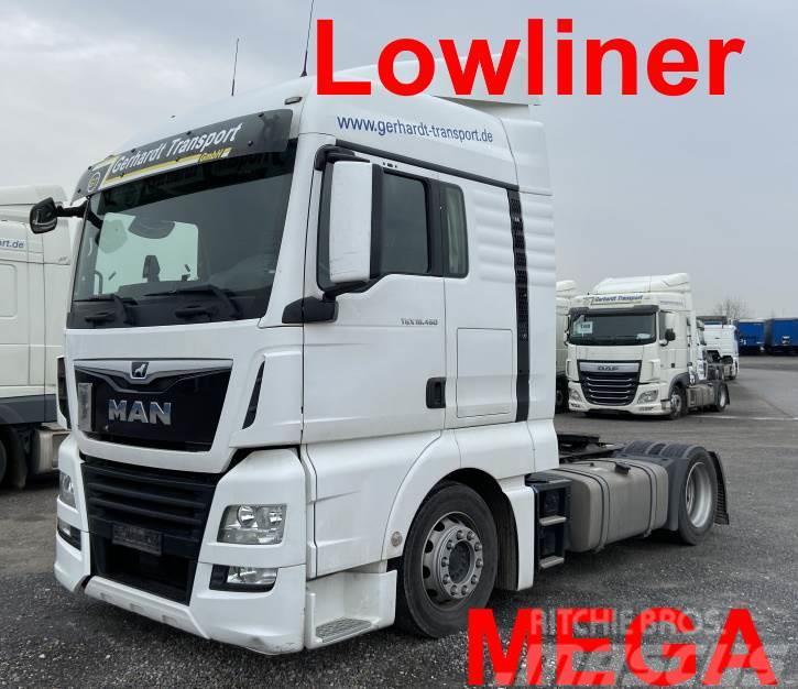 MAN TGX TGX 18.460 Lowliner Mega