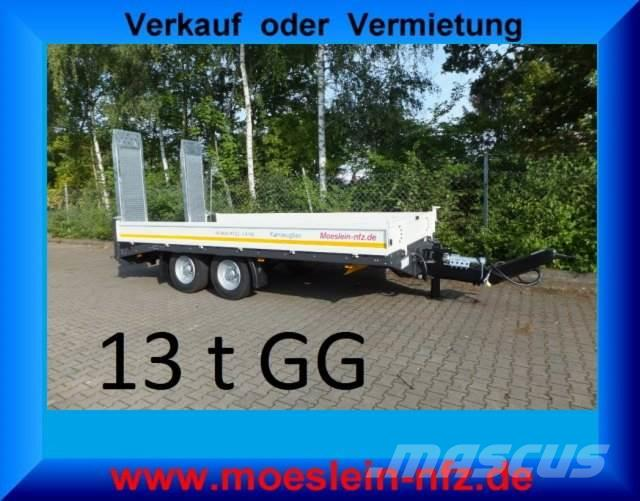 Möslein Neuer Tandemtieflader 13 t GG